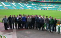 Oatridge students at Celtic park.JPG