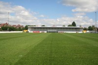 Bromsgrove fc pitch