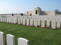 Rolawn turf at Commonweath War Graves, Dieppe
