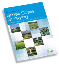 Small Scale Spraying