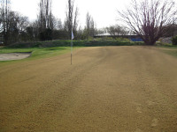 Greg Evans Golf Course Top Dressing