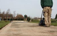 Cricket installation 1