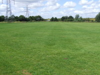 Grassform Ltd. - Thurrock FC\'s 10 acre training ground was converted from wasteland by Grassform.JPG