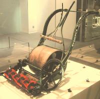 budding mower