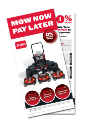 Lely Toro finance leaflet