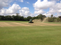 Cricket Square Renovation, ATB Solutions
