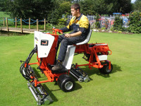 Turfworks systems fit on virtually any machine