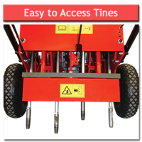 Camon LA25 Easy Access to Tines