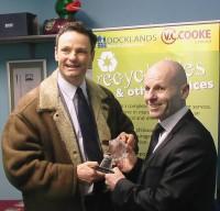 VC Cooke Environment Award