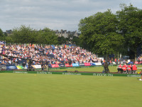2014CommonwealthBowls Crowd2
