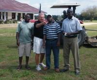 TPDF Lugalo golf