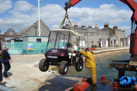 Brownsea  delivery 001