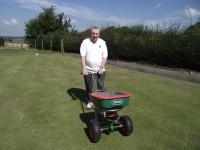 Peter Turner, Winchelsea Bowls Club