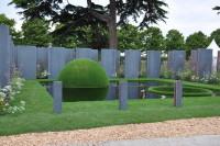 The World Vision Garden at Hampton Court