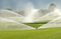 Fairway irrigation mr