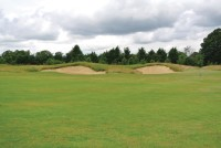 ChartHills Bunkers Rough