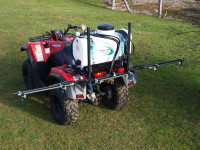 Martin Lishman Mini Spray 70 litre ATV sprayer with 2.5m boom