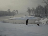 13th at RTJ in the snow