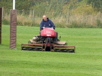 Monmouth School Mowing