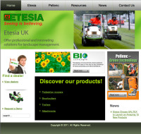 Website Screengrab
