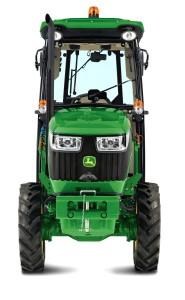 New John Deere 5085GN tractor studio