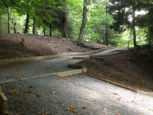 Wheelchair access at Williamson Park (1)
