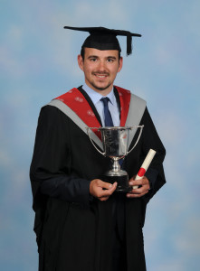 Chris Trimble BSc Turf