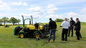 John Deere Golf Ready Training B