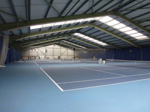 Notts Tennis Centre Indoor