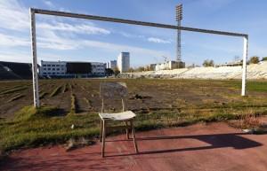 Central Stadium Volgograd