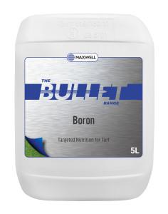 Maxwell Bullet Boron