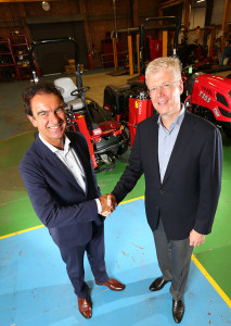 Reesink Turfcare acquisition