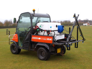 350 litre Demount Sprayer, new to the Martin Lishman range for 2014