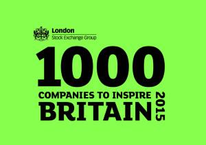 LSE 1000 companies logo