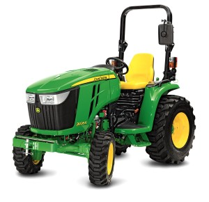3038R compact tractor studio