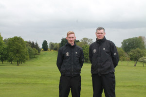 Myerscough Billy&Martyn Lumb at Lutterworth Golf Club 2