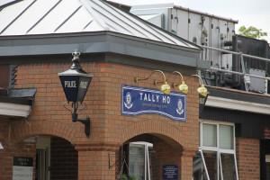 King George V Bowls Club TallyHo