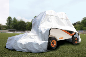 SISIS have chosen Windsor 2014 to launch a new prototype model designed specifically for synthetic surface maintenance. Full details are being kept under wraps until the first day of the show.