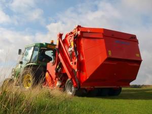 Wiedenmann Super 600 at Luffness New GC