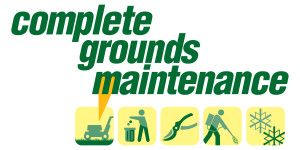 Complete Grounds Maintenance Logo