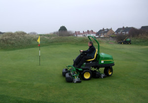 Wallasey Golf Club John Deere 2500E