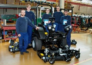 ransomes apprentices sml