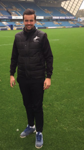 Millwall FC Steven Chalk