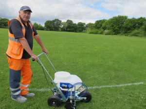 Graco Fieldlazer