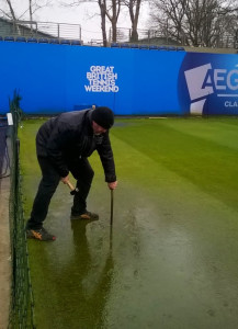 Edgbaston AerationMethod