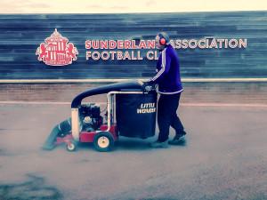 Little Wonder at Sunderland AFC 0416