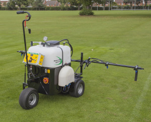 The Micro Spray is designed for all types of sports grounds golf courses and landscaping work
