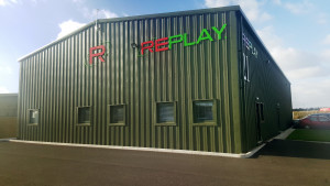 Replay Building