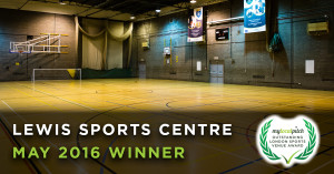 Lewis Sports Centre award image 2