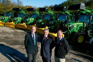 SWH Masons Kings tractor fleet